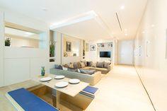 Apartamento multifuncional: quatro ambientes no espaço de um - Casa