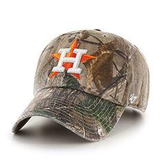 Houston Astros Camouflage Caps