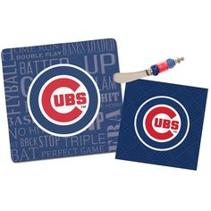 Chicago Cubs It's a Party Gift Set - $19.99