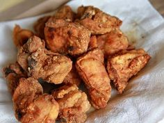 Chicarrones de Pollo