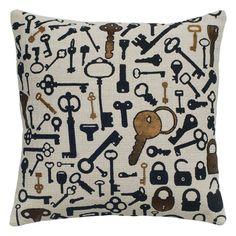 cute key pillow