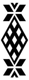 Pichikemenkue con Anumka simbolo mapuche