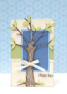 """Happy Day"" card idea from #CTMH."