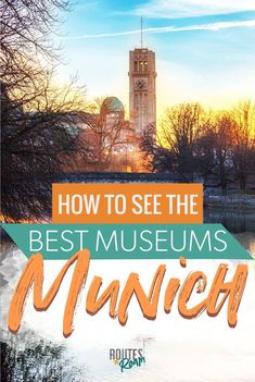 The Best Museums in Munich - from the Deutsches Museum to the stunning Nymphenburg Palace, Munich is full of amazing museums. This guide will get you to the best museums in Munich, Germany on your next vacation! #munich #germany #museums #history #travel