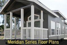 Meridian Series Park Model Floor Plans | Our Lindsay, CA Sales Center  Delivers Finely Built