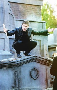 Klaus ~ The Originals ~ Joseph Morgan