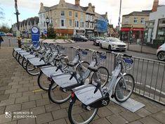 Public e-bike share scheme launches in Penarth