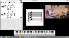 how to play chords piano