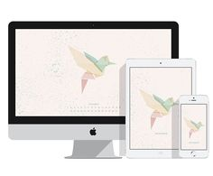 Get your free November Wallpaper – via sodapop-design.de