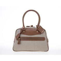 The perfect structured bag from J & M Davidson