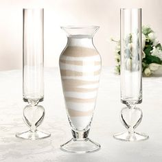 Unity Vase Sand Ceremony Set (70.00) u.s.