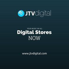 We deliver to iTunes Spotify Amazon Googleplay Tidal Beatport Deezer Shazam plus many more!  www.jtvdigital.com