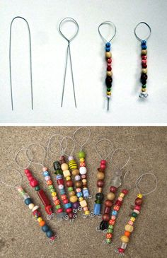Jewerly making ideas for kids party favors ideas Summer Crafts, Diy And Crafts, Crafts For Kids, Arts And Crafts, Bubble Wands, Kid Party Favors, Party Party, Ideas Party, Camping Crafts