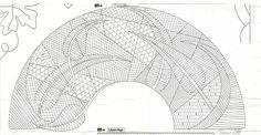 Labores del Hogar de septiembre - Blancaflor1 - Picasa-Webalben Irish Crochet, Crochet Lace, Bobbin Lacemaking, Bobbin Lace Patterns, Crafts With Pictures, Lace Heart, Victorian Lace, Lace Jewelry, Needle Lace