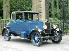 Rare Stunning Morris Cowley Doctors Coupe. SOLD (1930)