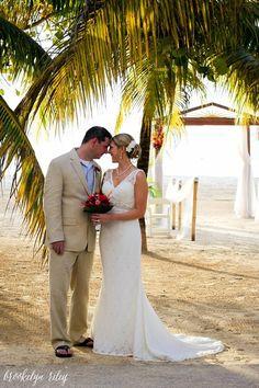 Destination Wedding In Negril Jamaica At S Swept Away Resort Www Brookelynriley