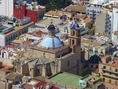 Concatedral de San Nicolás de Bari, Alicante