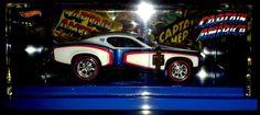 Hot Wheels 2016 HWC / RLC Captain America 75th Anniversary Car #HotWheels