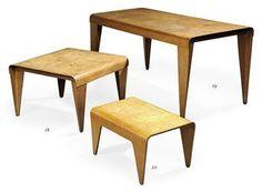 MARCEL BREUER (1902-1981) | DINING TABLE, DESIGNED 1936 | 1930s ...