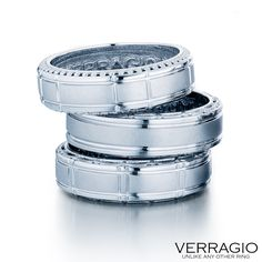 Verragio Men's Wedding Bands