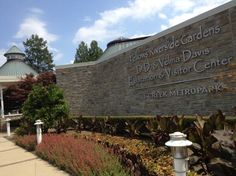 The Davis Center, Fellows Riverside Garden, Mill Creek MetroParks, Youngstown, Ohio