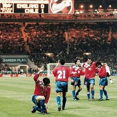 Marcelo Salas - Wembley 1998