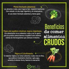 ¿Por qué deberías añadir a tu #dieta alimentos crudos? Cuando ciertos #alimentos no pasan por cocción, todas sus bondades se preservan. Y por supuesto, NO querrías desaprovecharlos sabiendo de qué manera benefician al organismo.  Cuéntanos cuál es tu #vegetal favorito ¿lo comerías sin cocinar?  #Fitness#Salud#Bienestar#Vida#Vidasana#Vidasaludable#Vegetales#Mexico#Tips#Healthy#Alimentos#Comida#Foodporn