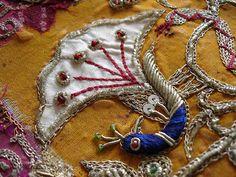 Indian textiles by Celeste33, via Flickr