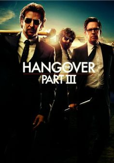 The Hangover Part III [DVD] [2013]: Amazon.co.uk: Bradley Cooper, Zach Galifianakis, Ed Helms, Heather Graham, Todd Phillips: Film & TV