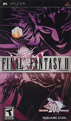 Final Fantasy II - Sony PSP Square Enix http://www.amazon.com/dp/B000NPOGWK/ref=cm_sw_r_pi_dp_sNhbxb0KCE4PX
