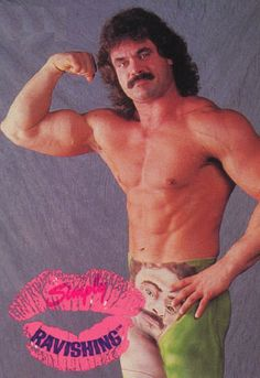 The 25 Funniest Pro Wrestling Glamour Shots!