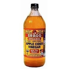 Apple cider vinegar miracles
