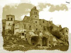 Craco - Mt - 2014 Il paese fantasma