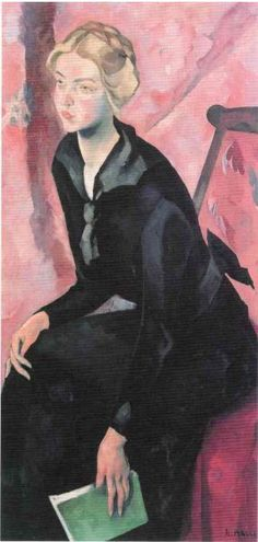 pintura de Heinrich Nauen (1880-1940)