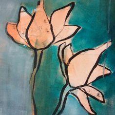 rinnevuo Bliss, Painting, Art, Art Background, Painting Art, Kunst, Paintings, Performing Arts, Painted Canvas
