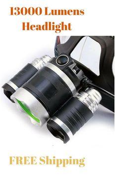 DEL Rechargeable Bonnet Tête Lampe Torche USB Laser Tools meilleurs sur !