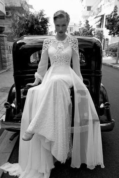 Irish Wedding Dress