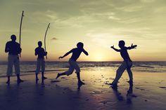 brazilian+capoeira | Caption: Capoeira, a form of Afro-Brazilian-style dance mixed with ...