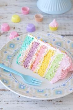 Little Rainbow Birthday Party Ideas — For the Life of the Party Cute Food Wallpaper, Cake Wallpaper, Rainbow Birthday Party, Birthday Parties, Unicorn Birthday, Pastel Candy, Kawaii Dessert, Rainbow Food, Cute Desserts
