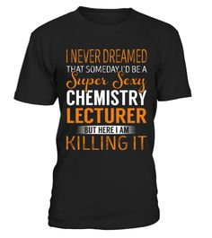 Chemistry Lecturer