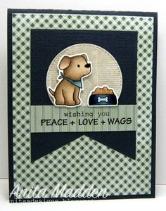 Just A Pigment Of My Imagination: Peace, Love and Wags