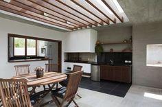 Decor Salteado - Blog de Decoração e Arquitetura : 30 Áreas de churrasco/gourmet integradas à casa – veja modelos modernos + dicas!
