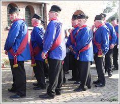 Begrafeniskleding........België