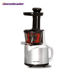 Homeleader Household Electric Slow Multifunctional Fruit Juicer Low Speed Juice Machine, K59-019
