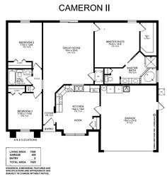 House Plans on 2 bedroom luxury floor plans