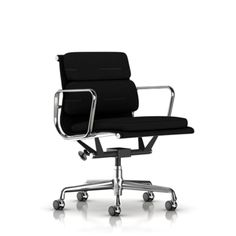 Eames Soft Pad Management Chair - Executive Chairs - Chairs - Herman Miller Official Store