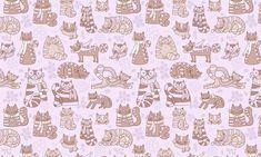Котики (Рисунки и иллюстрации) - фри-лансер Наталия Илларионова [natsa].
