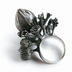 Nora Rochel Floral ring #ring #jewellery