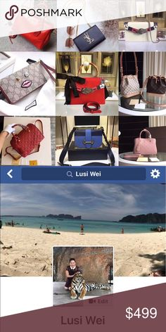 All brands and more Chanel LV Prada Loewe Gucci Preorder after payment only though PayPal. All style available on this photo and more photo available on my Facebook. Products comes with dust bag and brand new. Order only price are different depends on style. Welcome to add me on FB message me for any questions. Also more photos on Instagram @lux_just_for_you Bags