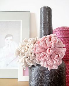 10 ideas to use pom-poms in your decor - becoration